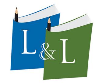 Logomarca oficial da revista digital Linguagens & Letramentos